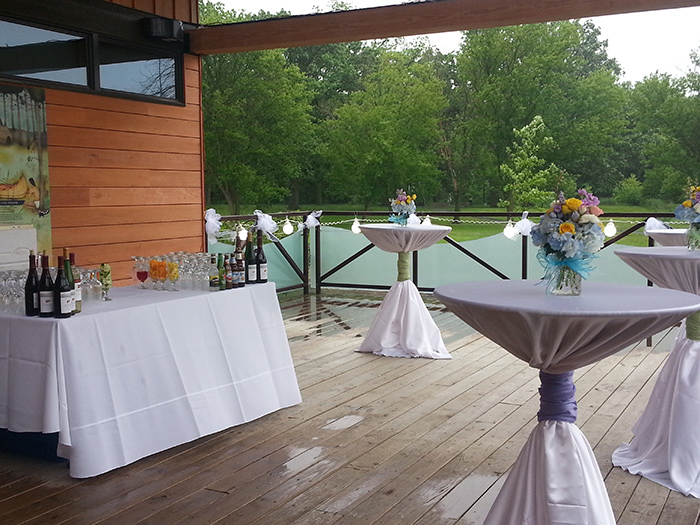 Wedding-reception-bar-on-deck
