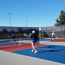 Inaugural Chicago Metro Pickleball Tournament Coming to Nike Sports Complex  July 16-21