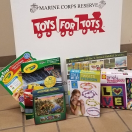 Naperville Park District Police Invite Donations for 2019 Toys for Tots