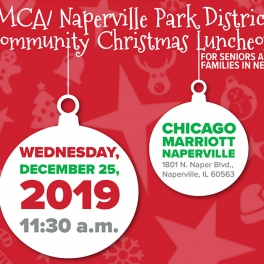 YMCA / Naperville Park District Community Christmas Luncheon
