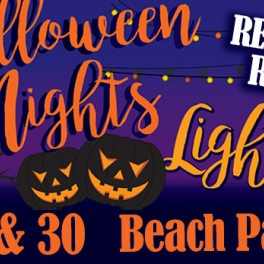 SOLD OUT -  Halloween Nights Lights Oct. 29-30