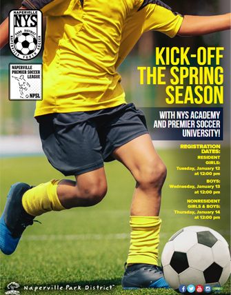 Spring 2021 Soccer Digital Guide