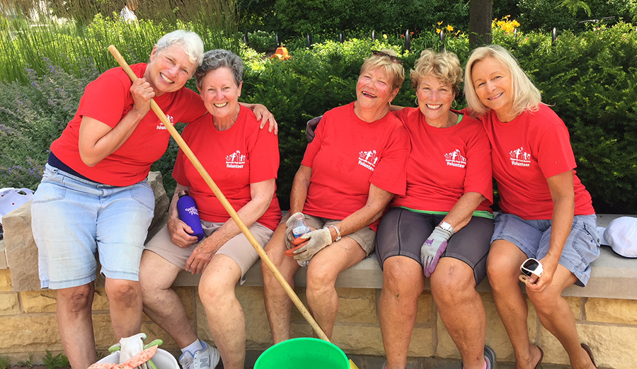 Volunteer with the Naperville Park District - Naperville
